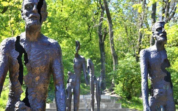 Petřín communist memorial
